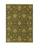 RugStudio presents Shaw Antiquities Wilmington Olive 91300 Machine Woven, Good Quality Area Rug