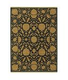 RugStudio presents Shaw Antiquities Wilmington Ebony 91500 Machine Woven, Good Quality Area Rug