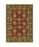 RugStudio presents Shaw Antiquities Casablanca Brick 92800 Machine Woven, Good Quality Area Rug