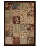 RugStudio presents Shaw Beachside Laurel Bay Multi - 6440 Machine Woven, Better Quality Area Rug