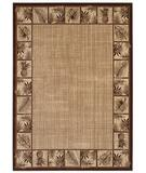 RugStudio presents Shaw Beachside Kahana Beige - 9100 Machine Woven, Better Quality Area Rug