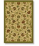 RugStudio presents Rugstudio Famous Maker 38116 Natural Machine Woven, Good Quality Area Rug
