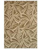 RugStudio presents Shaw Tommy Bahama Home-Nylon Abstract Leaf Light Green 43300 Machine Woven, Good Quality Area Rug