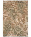 RugStudio presents Shaw Tommy Bahama Home-Nylon Archival Fern Beige 44100 Machine Woven, Good Quality Area Rug