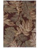 RugStudio presents Shaw Tommy Bahama Home-Nylon Archival Fern Brown 44710 Machine Woven, Good Quality Area Rug