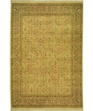 RugStudio presents Shaw Antiquities Mashhad Beige 80100 Machine Woven, Best Quality Area Rug