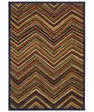 RugStudio presents Shaw Tommy Bahama Home-Nylon Aboriginal Lines Multi 51440 Machine Woven, Good Quality Area Rug