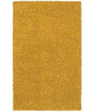 RugStudio presents Shaw Affinity II Shag True Gold 210 Area Rug