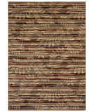 RugStudio presents Shaw Beachside Akona Forest Multi 00440 Machine Woven, Better Quality Area Rug