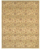 RugStudio presents Shaw Arabesque Albany Ivory Cream 52100 Woven Area Rug
