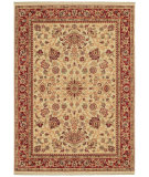 RugStudio presents Shaw Stonegate Amir Beige 12100 Machine Woven, Best Quality Area Rug