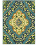 RugStudio presents Shaw Mirabella Andora Blue 20400 Machine Woven, Good Quality Area Rug