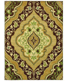 RugStudio presents Shaw Mirabella Andora Gold 20200 Machine Woven, Good Quality Area Rug