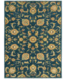 RugStudio presents Shaw Melrose Angelino Indigo 01400 Machine Woven, Good Quality Area Rug