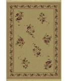 RugStudio presents Shaw Classic Style Annelle Natural 09100 Machine Woven, Better Quality Area Rug