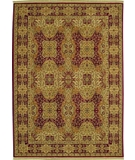 RugStudio presents Shaw Antiquities Antique Bidjar Brick 76800 Machine Woven, Best Quality Area Rug