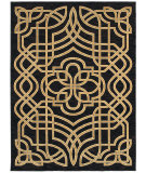 RugStudio presents Shaw Mirabella Anzio Black 46500 Machine Woven, Good Quality Area Rug