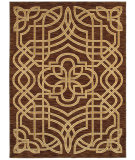 RugStudio presents Shaw Mirabella Anzio Brown 46700 Machine Woven, Good Quality Area Rug