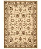 RugStudio presents Shaw Arabesque Coventry Ivory Cream 00100 Machine Woven, Best Quality Area Rug