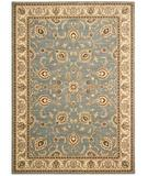 RugStudio presents Shaw Arabesque Coventry Blue Smoke 00400 Machine Woven, Best Quality Area Rug