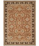 RugStudio presents Shaw Arabesque Coventry Polished Copper 00600 Machine Woven, Best Quality Area Rug