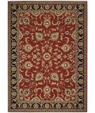 RugStudio presents Shaw Arabesque Coventry Firebrick Red 00800 Machine Woven, Best Quality Area Rug