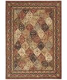 RugStudio presents Shaw Arabesque Stratford Multi 01440 Machine Woven, Best Quality Area Rug