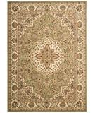 RugStudio presents Shaw Arabesque Easton Pale Leaf 02300 Machine Woven, Best Quality Area Rug