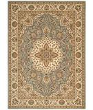 RugStudio presents Shaw Arabesque Easton Blue Smoke 02400 Machine Woven, Best Quality Area Rug