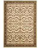 RugStudio presents Shaw Arabesque Juliard Ivory Cream 03100 Machine Woven, Best Quality Area Rug