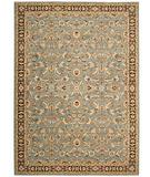 RugStudio presents Shaw Arabesque Juliard Blue Smoke 03400 Machine Woven, Best Quality Area Rug