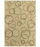 RugStudio presents Shaw Concepts Ashford Park Beige 02100 Machine Woven, Good Quality Area Rug