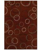 RugStudio presents Shaw Concepts Ashford Park Red 02800 Machine Woven, Good Quality Area Rug