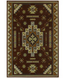 RugStudio presents Shaw Newport Austin Brown 00700 Machine Woven, Good Quality Area Rug
