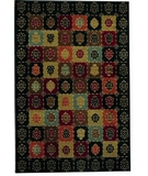 RugStudio presents Rugstudio Famous Maker 38115 Ebony Machine Woven, Good Quality Area Rug