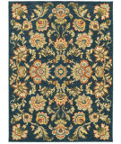 RugStudio presents Shaw Melrose Avalon Garden Indigo 12400 Machine Woven, Good Quality Area Rug