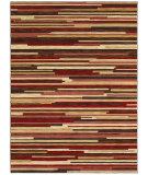 RugStudio presents Shaw Mirabella Bedonia Red 41800 Machine Woven, Good Quality Area Rug