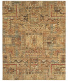 RugStudio presents Shaw Arabesque Belmont Multi 06440 Woven Area Rug