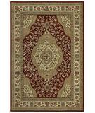 RugStudio presents Shaw Concepts Beqir Red 08800 Machine Woven, Good Quality Area Rug