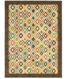 RugStudio presents Shaw Melrose Brentwood Multi 19440 Machine Woven, Good Quality Area Rug