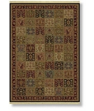 RugStudio presents Shaw Classic Style Mount Vernon Multi - 4440 Machine Woven, Better Quality Area Rug