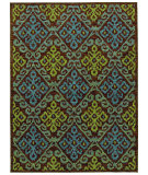 RugStudio presents Rugstudio Sample Sale 63916R Brown 4700 Machine Woven, Good Quality Area Rug