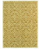 RugStudio presents Rugstudio Sample Sale 63917R Gold 4200 Machine Woven, Good Quality Area Rug