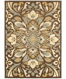 RugStudio presents Shaw Melrose Carmelina Chestnut 09700 Machine Woven, Good Quality Area Rug