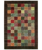 RugStudio presents Shaw Impressions Carnivale Multi 00440 Machine Woven, Best Quality Area Rug