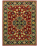 RugStudio presents Rugstudio Sample Sale 63919R Red 24800 Machine Woven, Good Quality Area Rug