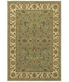 RugStudio presents Shaw Concepts Casanova Green 05300 Machine Woven, Good Quality Area Rug