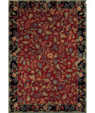 RugStudio presents Shaw Modern Home Castello Red 03800 Machine Woven, Best Quality Area Rug