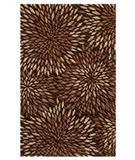 RugStudio presents Shaw Centre Street Fling Brown 00700 Machine Woven, Good Quality Area Rug