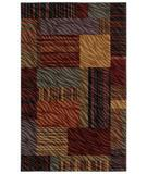 RugStudio presents Shaw Centre Street Bookshop Multi 01440 Machine Woven, Good Quality Area Rug